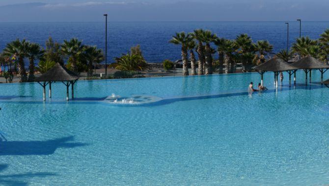 Tenerife Gran Melia Palacio de Isora piscine