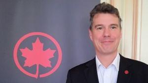 Air Canada Jean Francois Raudin