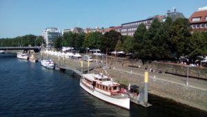 Breme rives de la Weser
