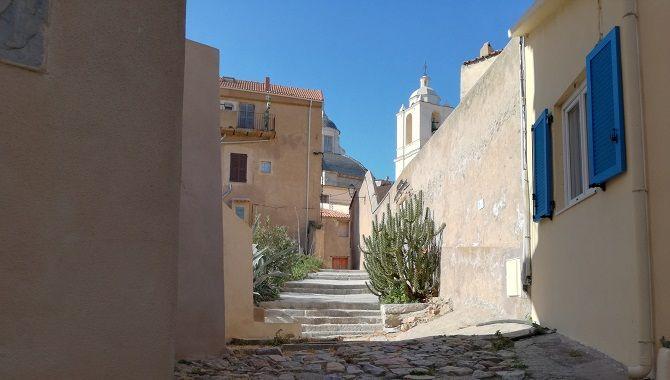 Corse Calvi interieur citadelle