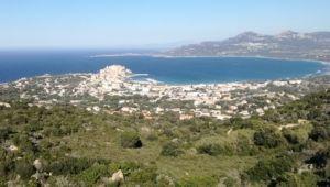 Corse Calvi paysage