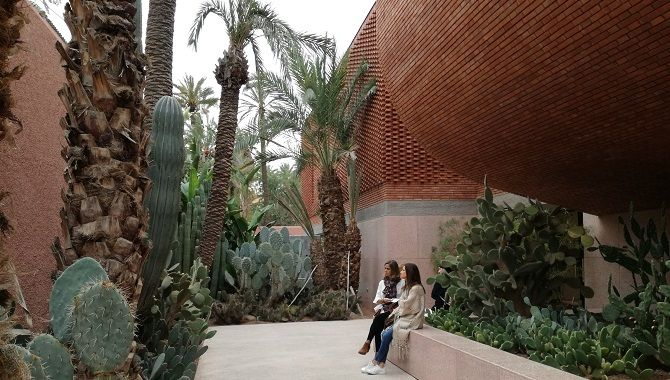 Marrakech Musee Yves Saint Laurent