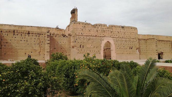 Marrakech Palais Badii