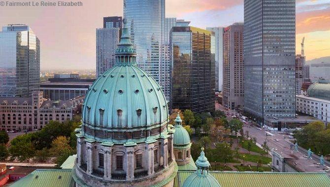 Quebec vue ensemble