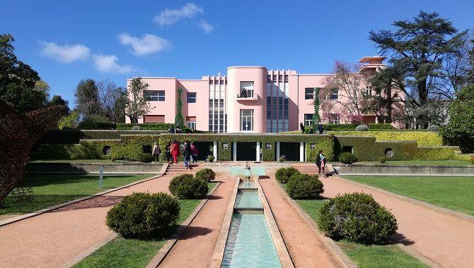 Porto Serralves villa