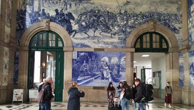 Porto gare