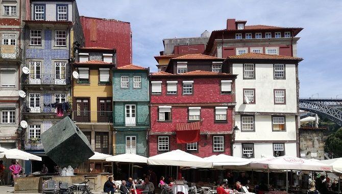 Porto maisons
