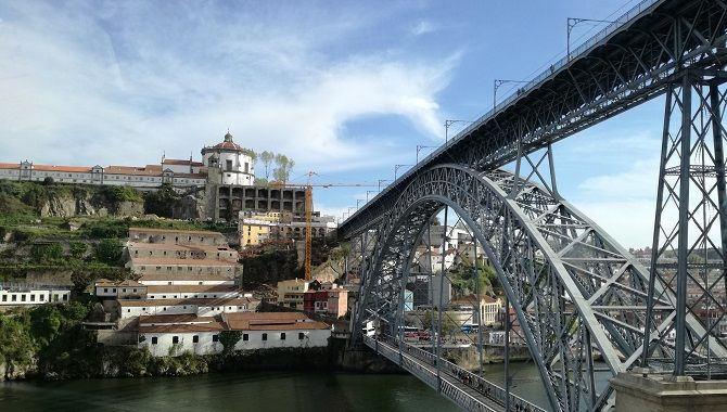 Porto pont Dom Luis