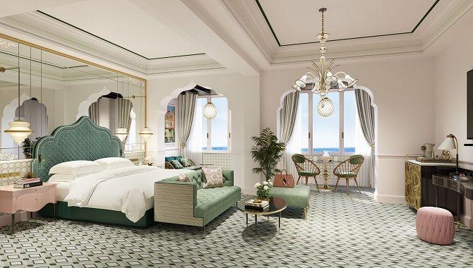 Venise Excelsior suite