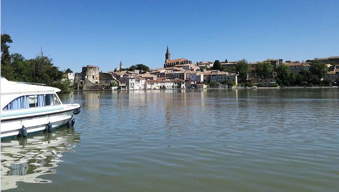Castelnaudary grand bassin