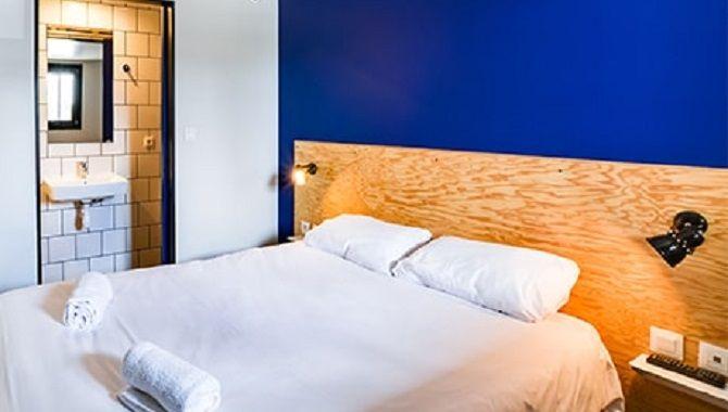 Eklo Hotels Bordeaux chambre