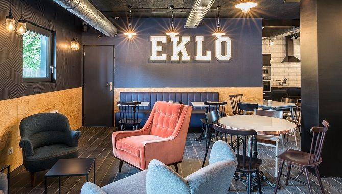 Eklo Hotels Lille interieur