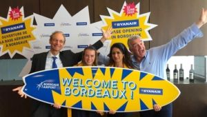 Ryanair Bordeaux 06 19