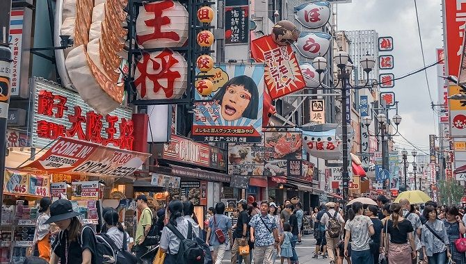 Vivre le Japon Osaka
