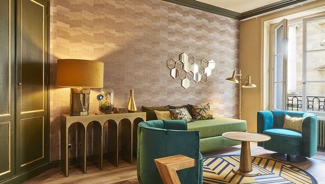 Bordeaux Hotel Konti suite Montesquieu