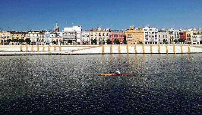 Seville Guadalquivir Triana