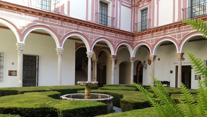 Seville Musee des Beaux Arts