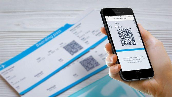 Airhelp boarding pass scanner