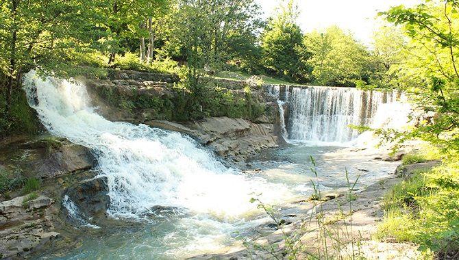 Kutaisi cascades