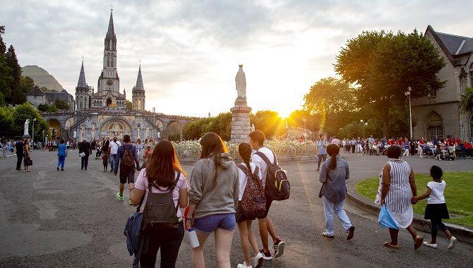 Lourdes sanctuaire