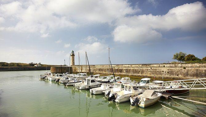 Velodyssee port Saint Gilles Croix de Vie