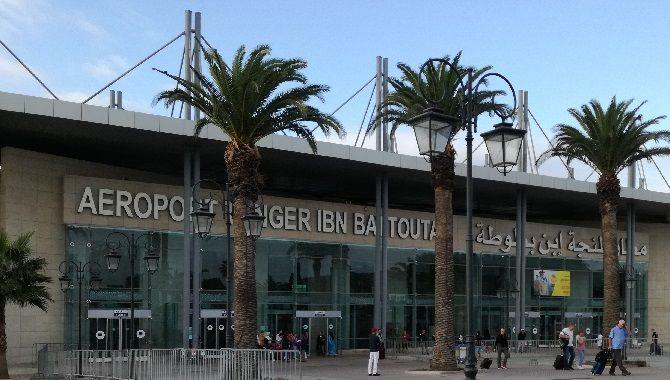 Tanger aeroport Ibn Batouta