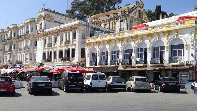 Tanger boulevard Mohammed VI