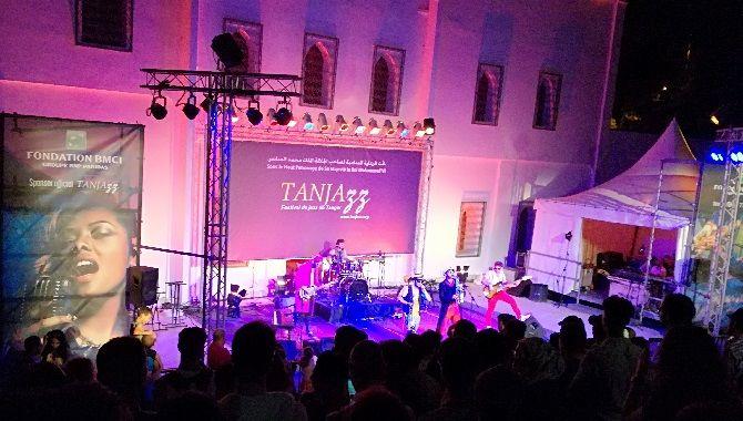 Tanger festival Tanjazz