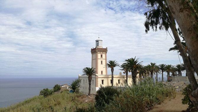 Tanger phare cap Spartel