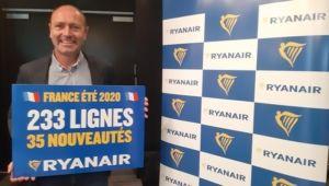 Ryanair Kenny Jacobs ete 2020