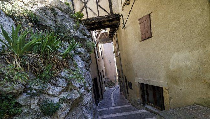 Foix cite medievale