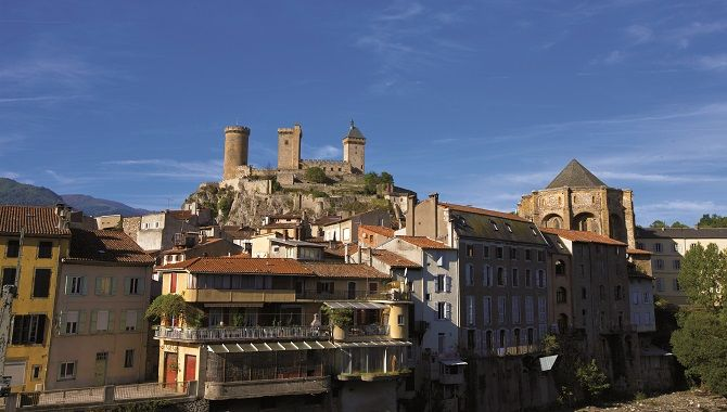Foix panorama