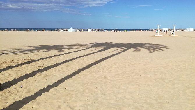 Valence plage