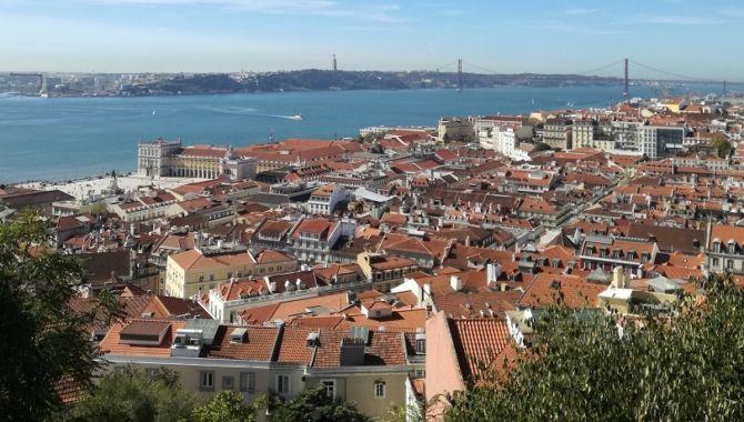 Lisbonne panorama (depuis Sao Jorge)