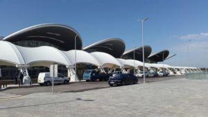 Alger aeroport Houari Boumediene