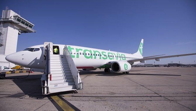Transavia B737-800 Montpellier