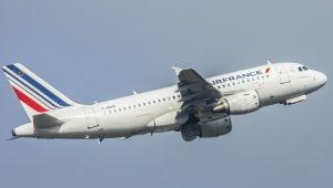 Air France A319 take off