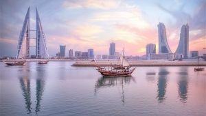 Bahrain panorama