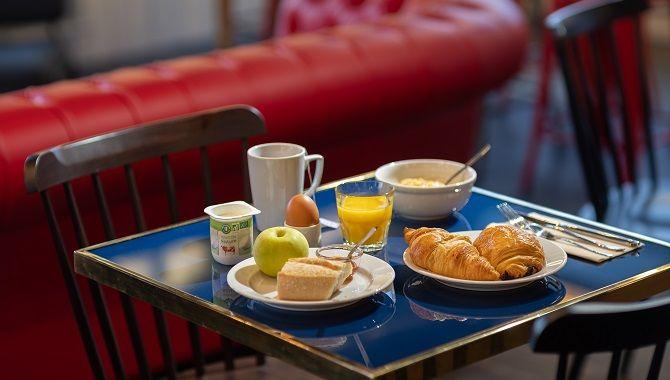 Eklo Clermont petit dejeuner