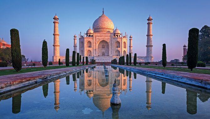 Safrans du Monde Taj Mahal