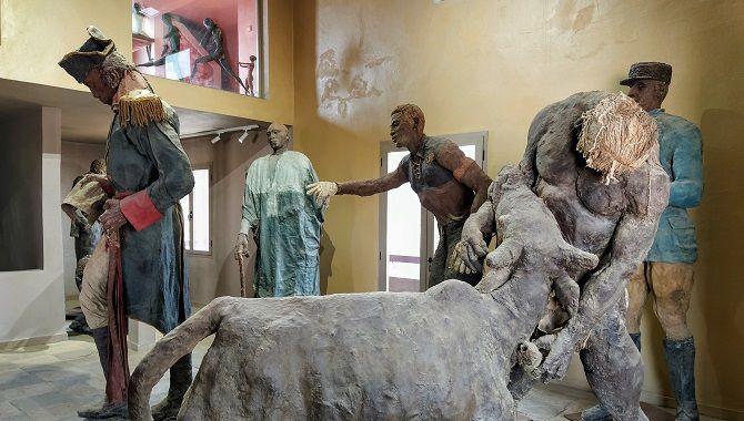 Dakar Maison Ousmane Sow