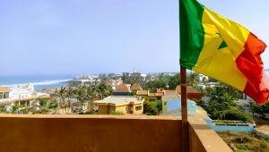 Dakar drapeau