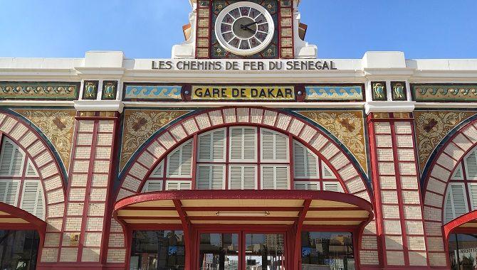 Dakar gare