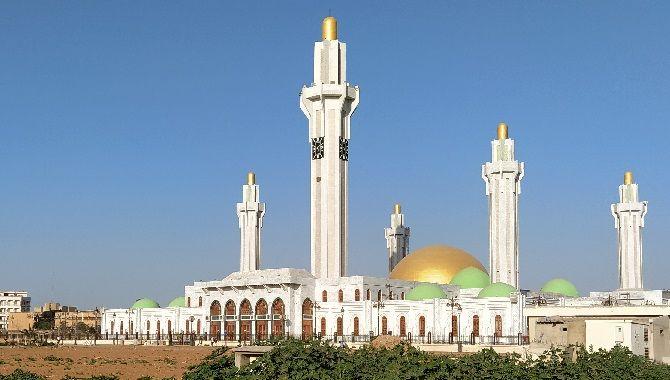 Dakar mosquee mouride