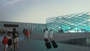 NCE terminal T2 projet extension