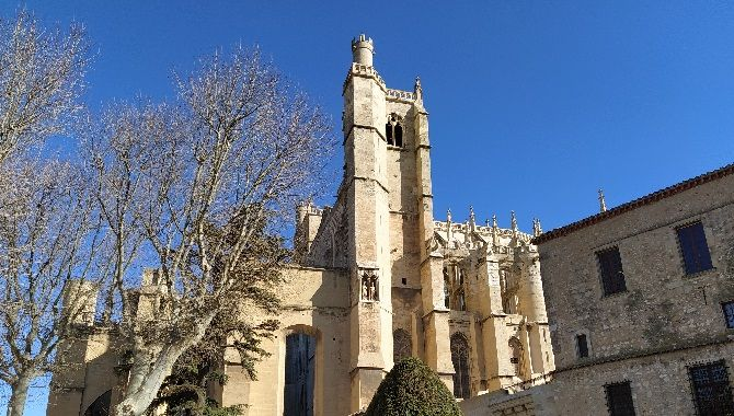 Narbonne cathedrale
