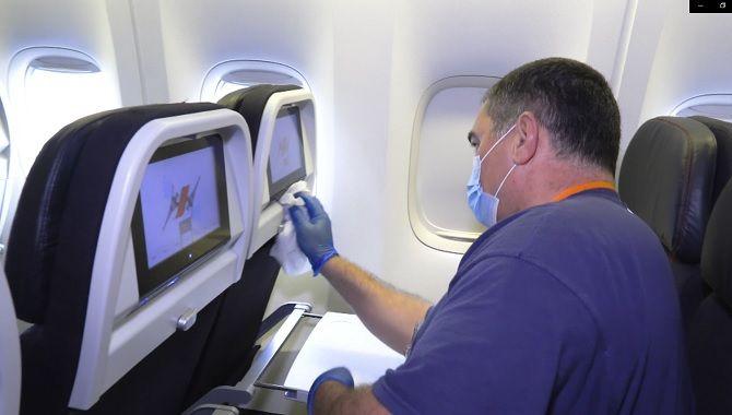 Air France Coronavirus sieges