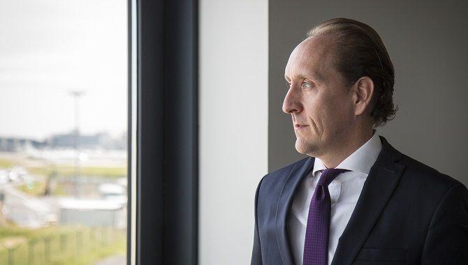 Brussels Airlines Dieter Vranckx