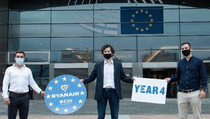Ryanair ESN Erasmus