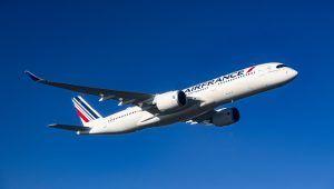 Air France A350 take off